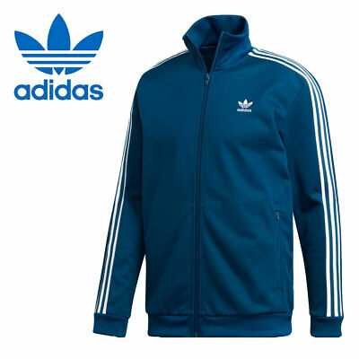 Adidas ORIGINALS Men's BECKENBAUER Jacket DV1522 Size M MSRP $85 | eBay