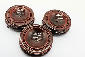 1pcs 82mm 3.2'' Inner Diameter Red Rosewood Wooden Stand for Crystal Sphere Ball