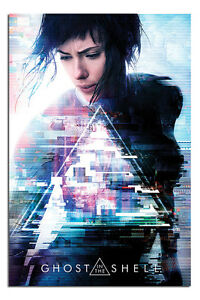 Ghost-In-The-Shell-One-Sheet-Poster-New-Maxi-Size-36-x-24-Inch