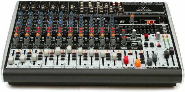 Like N E W XENYX X1832USB Mixer Full Warranty Dealer