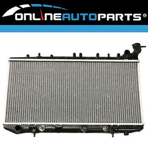 Heavy Duty Alloy Core Radiator for Nissan NX Coupe AUTO/MANUAL '91-'00 2.0L
