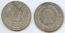 G13696 - Österreich Ungarn 20 Kreuzer 1806 B Kremnitz KM#2140 Franz II.1792-1835