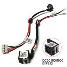 DC POWER JACK PLUG IN HARNESS FOR Dell Inspiron 15-3521 YF81X 0YF81X DC30100M900