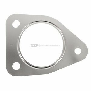 Chevy Sonic Cruze 1.4 Turbo o2 Housing to Mid Pipe 3 bolt Gasket OEM GM