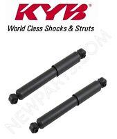 Set Of 2 Rear Shocks Cobalt Hhr G5 Astra 349043 Top Quality on Sale