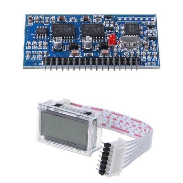 "Pure Sine Wave Inverter Driver Board EGS002 ""EG8010 + IR2110"" Driver+LCD Module"