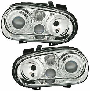 Projecteurs-pour-VW-GOLF-4-IV-97-03-R32-Look-Chrome-RHD-LHD-IT-LPVW61EP-XINO-IT