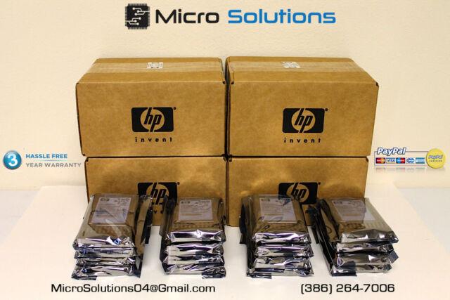 """HP 628059-B21 628180-001 614826-001 3TB 7.2K 3.5"""" SATA 3G Hard Drive"""