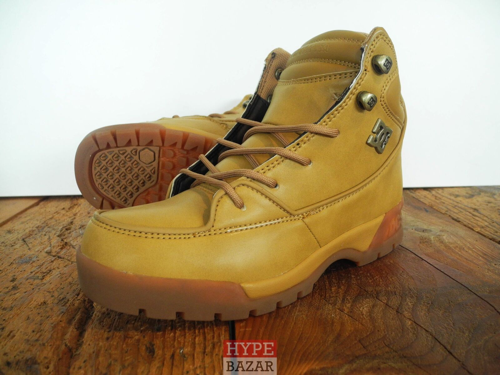 DC SHOES ROVER BOOT NEU FARBE: WHEAT DC SHOE CO EUR 40,5 EUR 45,5