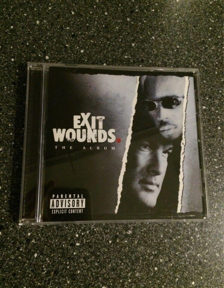 Diverse kunstnere: Exit Wounds Soundtrack, andet