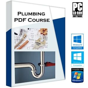 Details about Learn Plumbing Plumber Tools Training PDF Course Manual