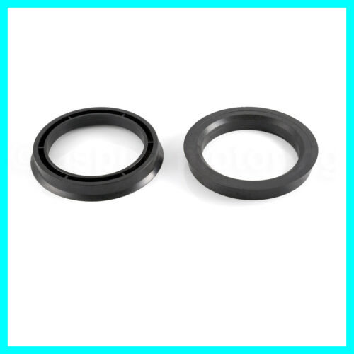 4 pcs Hub Centric Rings 73.1 to 66.1 fits Nissan