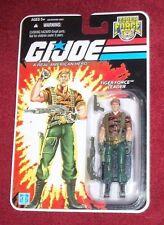 GI Joe Figure 25th Cartoon Tiger Force Leader Flint New Card Yo Jo NICE Warrant