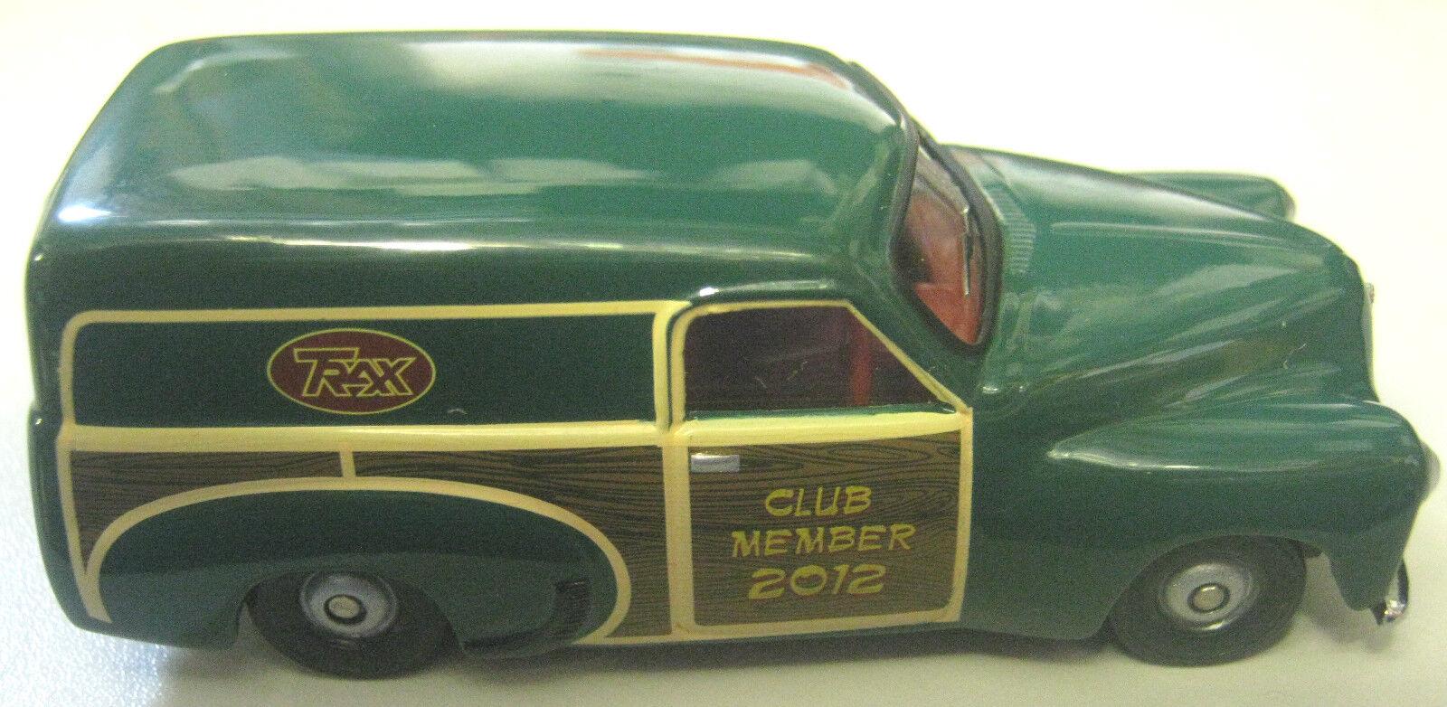 Trax 1 64 2012 Holden FJ Club car in bag..