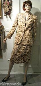 Leopardo Costume Marrone Seta Sguardo Gr Beige Tigre nobile 40 Predator wRqn7IR1