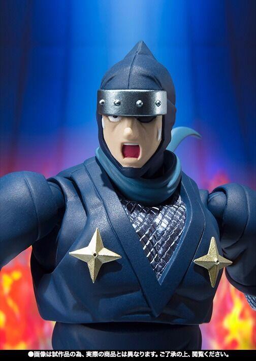 S.H. Figuarts Kinnikuman el Ninja Figura De De De Acción Bandai Tamashii Nations Nuevo 7bbfeb