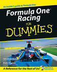 Formula One Racing For Dummies by David Hughes, Jonathan Noble (Paperback, 2003)