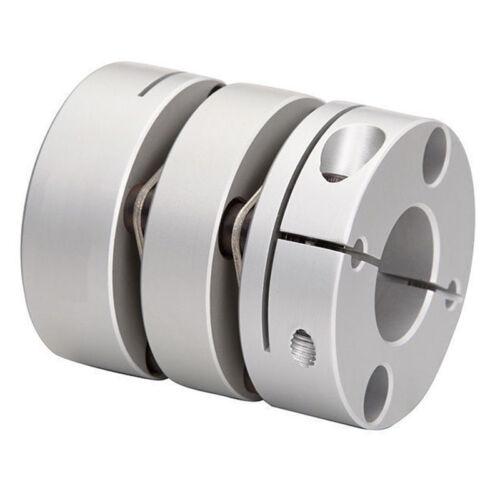 Shaft Encoder Connect D34 L45 Double diaphragm 5mm-14mm alloy Flexible Coupling