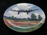 Royal Doulton Collectors Plate - Heroes of the Sky - Stirling Home Run