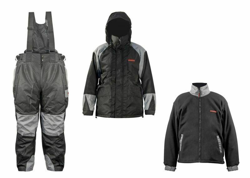 Completo da Pesca Trabucco GNT Breathable Suit  L-XL Abbigliamento  RN  selección larga