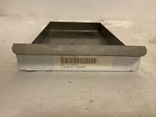 Gold Medal Popcorn Machine Cleanout Drawer Gmi 512084 10x65x1 Inch Stainless
