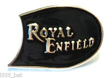 Classic Royal Enfield 1960s British Rocker Motorbike Motorcycle Metal Bike Badge