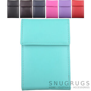 great fit 024ff 46012 Details about Mens / Womens RFID Leather Credit Card / Travel Card Holder /  Wallet / Purse