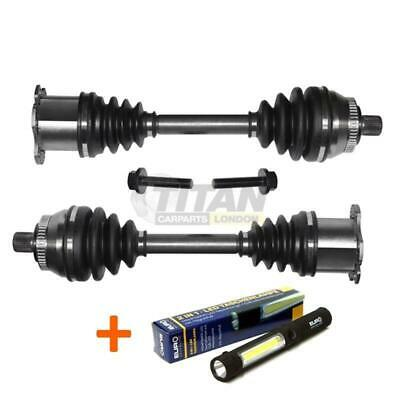 For Audi A4 Seat Exeo Left Passenger Or Right Drivers Side Driveshaft CV Joint