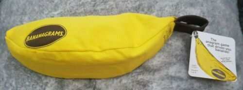 Bananagrams Game Brand New /& Sealed