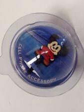 Mickey Mouse Cell Phone Dust Plug earphone jack