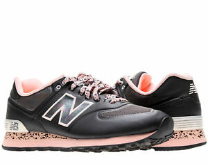 New-Balance-574-Atmosphere-Brown-Silver-Orange-Running-Shoes-ML5740BG-Size-8-5D