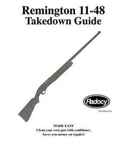 Remington sportsman 48 manual.
