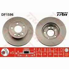 TRW DF1596 Bremsscheibe 2 Stück