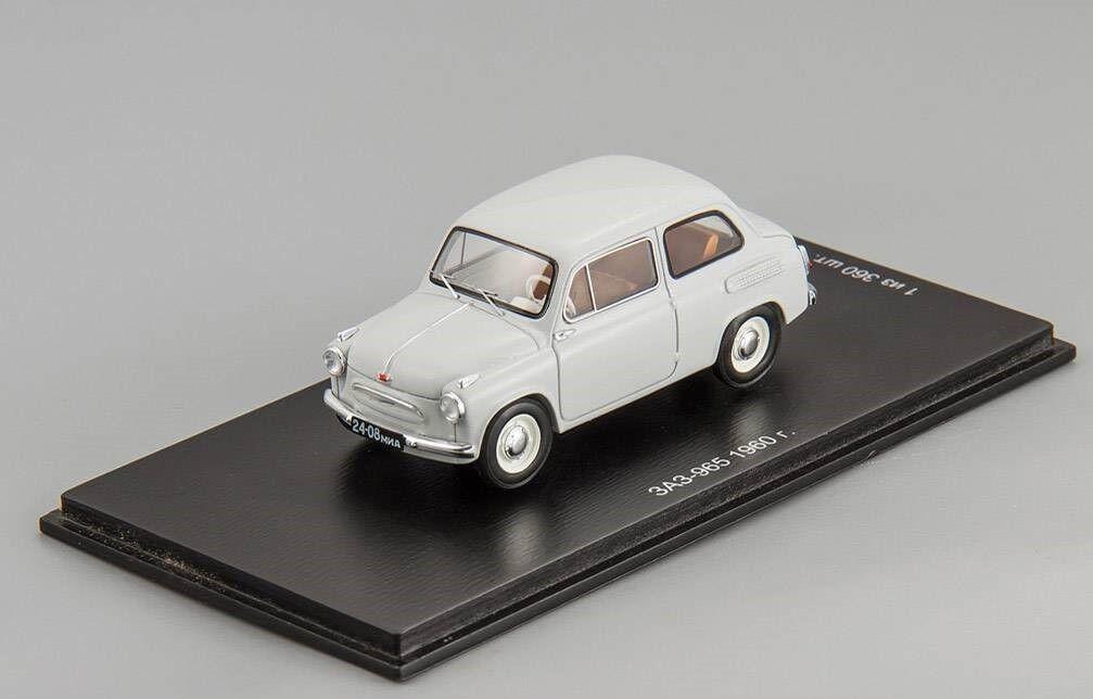 ZAZ 965 1960 DIP Models resin 196502 1 43