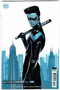 Nightwing-56-Schmidt-Variant-Return-of-Ric-Grayson-DC-Comic-1st-Print-2019-NM