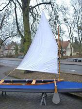 Segel Spitzsegel für Faltboot original von Pouch
