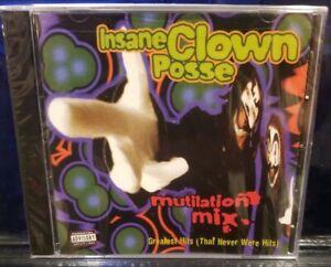 Insane Clown Posse - Mutilation Mix CD SEALED Psy-4011 twiztid esham kid rock