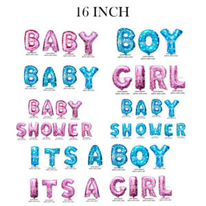16-034-Pink-Blue-Letter-Foil-Balloons-039-BABY-SHOWER-039-039-ITS-A-GILR-039-039-ITS-A-BOY-039