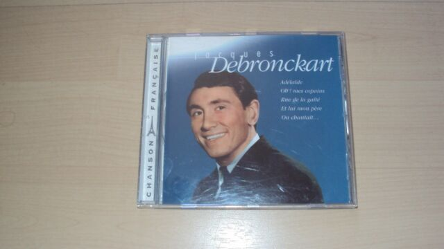 CD JACQUES DEBRONCKART