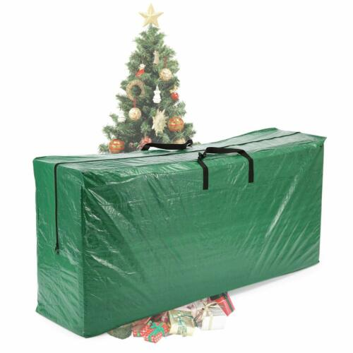Christmas Tree Storage Bag for Up to 9 Ft Heavy Duty Large Quilt Toy Container