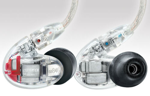 Triple Flange Replacement Eartips Earbuds for Shure Earphones M-LB 6pcs