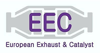 Genuine EEC Exhaust Centre Middle Silencer Box