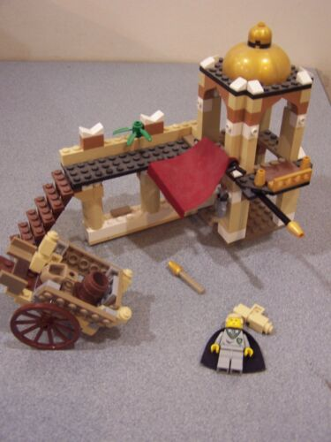 LEGO Prince of Persia 7571 Fight For The Dagger w minifig not complete? Disney