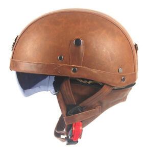 Black//Red Choose Size Z1R Nomad HELLFIRE Motorcycle Half Helmet