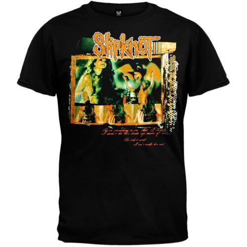 Slipknot She Isn/'t Real Adult Mens T-Shirt