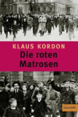 Die Roten Matrosen (German Edition) by Klaus Kordon, Ake Edwardson-ExLibrary
