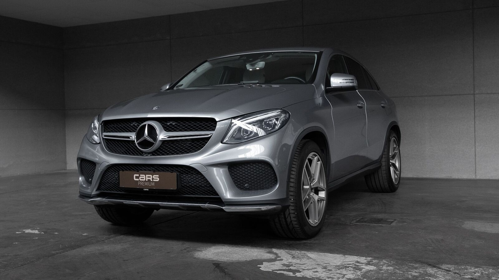 Mercedes GLE350 d 3,0 Coupé aut. 4-M 5d - 4.150 kr.