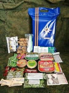 1.8 kg Russian FEMA MRE IRP 24 Hours Emergency Daily Ration Meal-Ready-to-