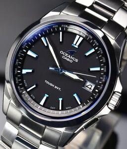 4800a490c17 Brand-New Casio OCEANUS OCW-S100-1AJF Men s Solar Power Watch