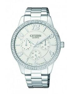 Citizen-ED8120-54A-elegant-Ladies-Crystal-two-tone-Watch-WR30m-RRP-299-00